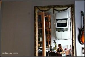 mirror cafe