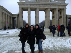 Germany. Tally: five trips.