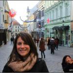 Slovakia. Tally: one trip.