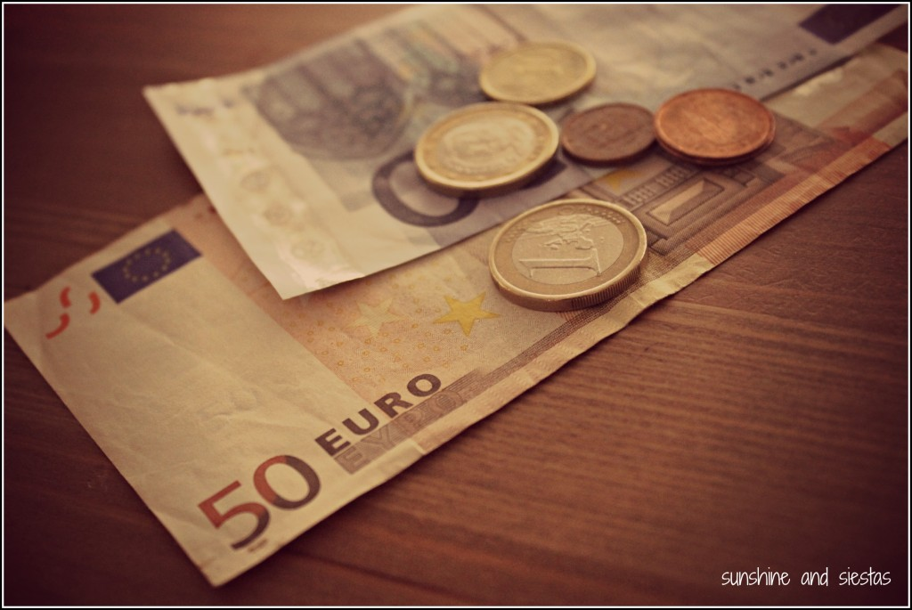 European Euros money