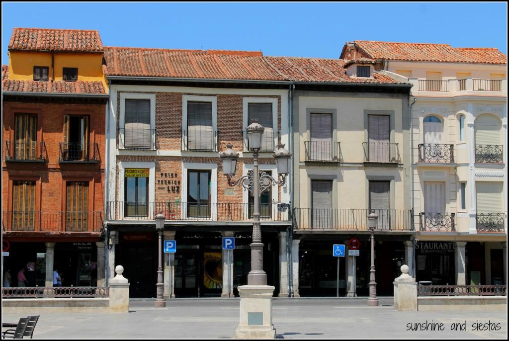 Houses n Alcalá de Henares