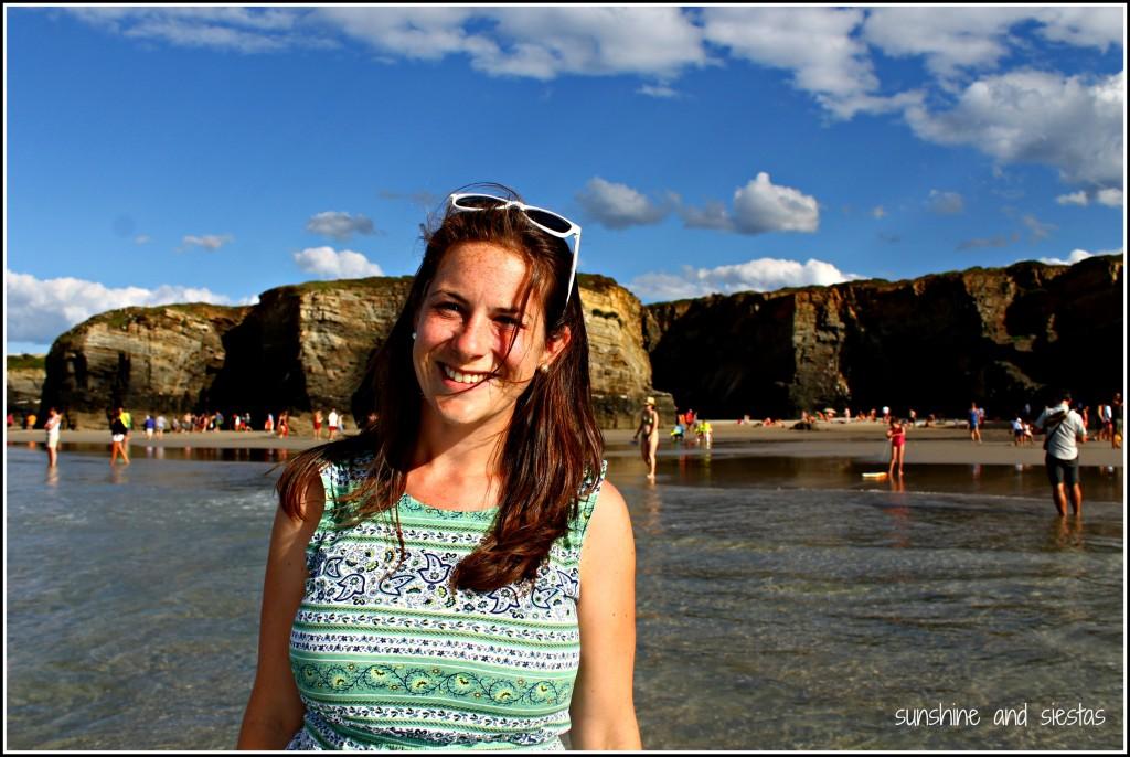 playa de las catedrales galicia beach