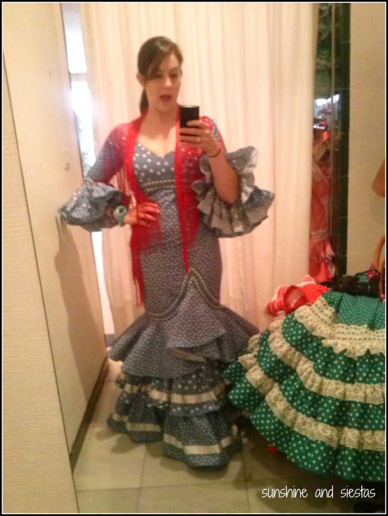 my flamenco dress 2014