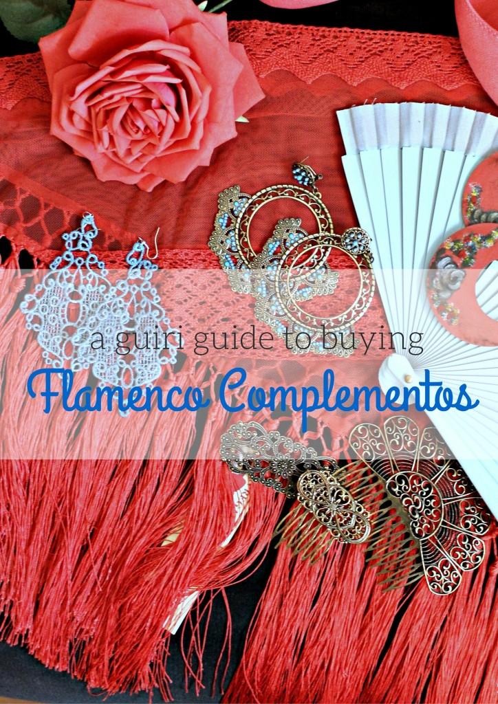 Flamenco Complementos