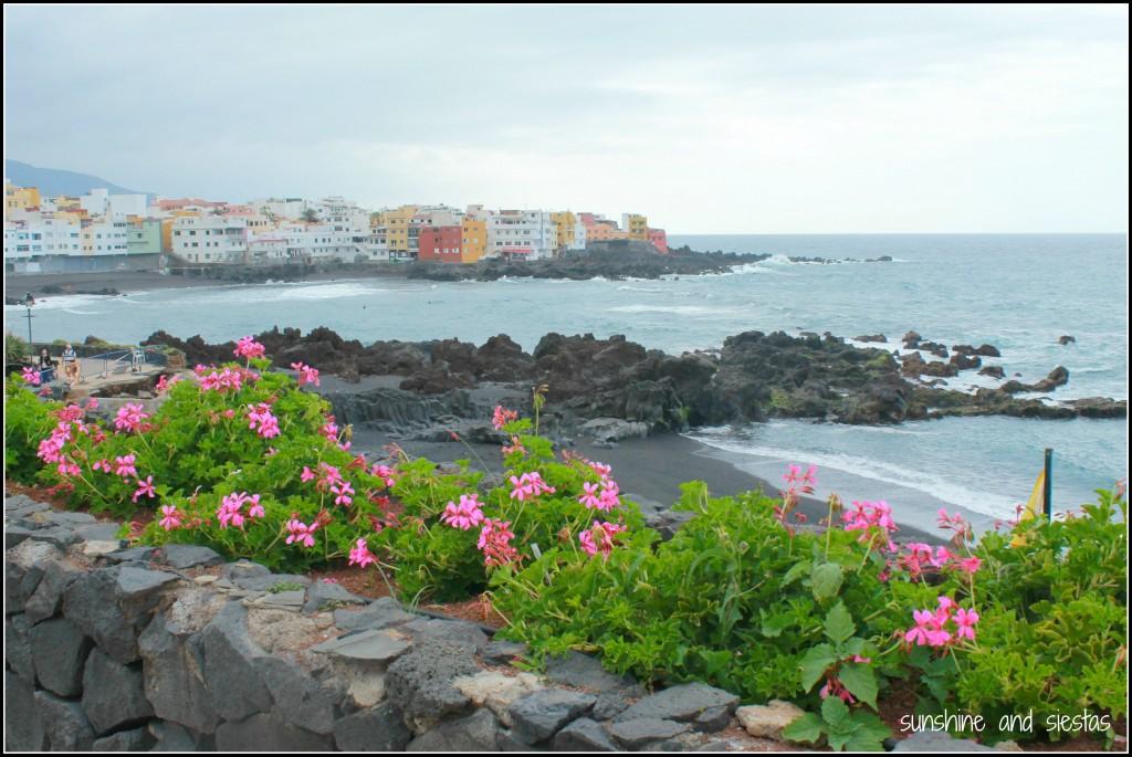 Playa Jardin Puerto Cruz Tenerife