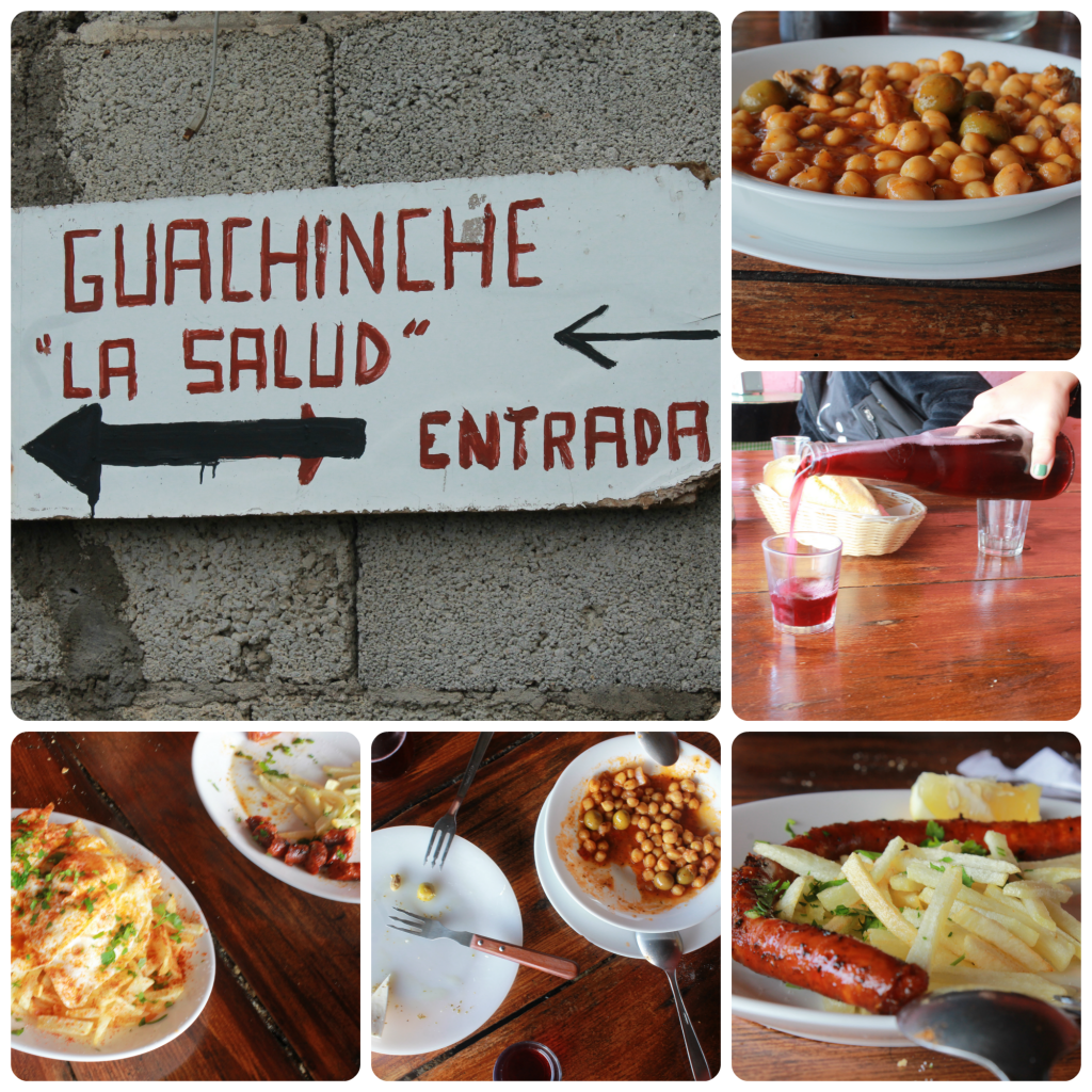 Tenerife Road Trip - Guachinche Eats