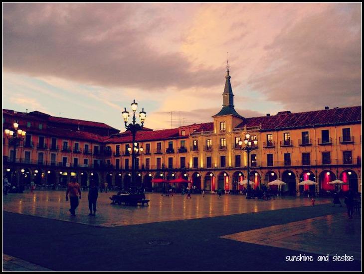 Leon Square Spain