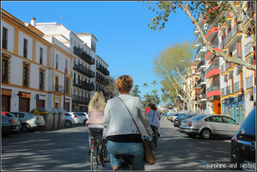 Bike Tour El Arenal Sevilla