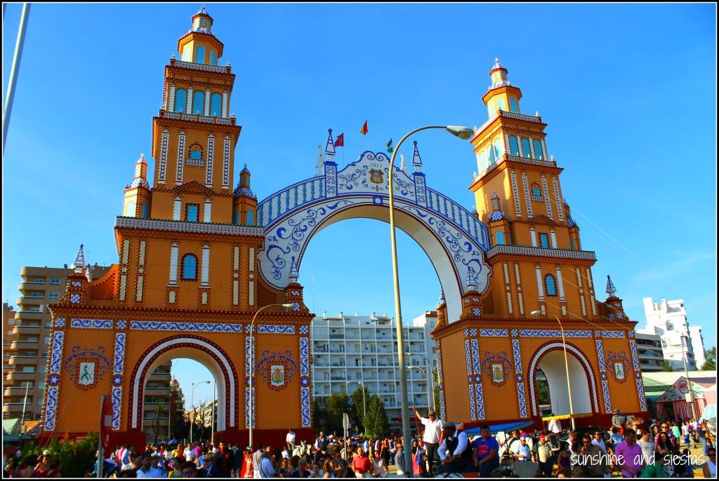 Portada de la Feria 2013