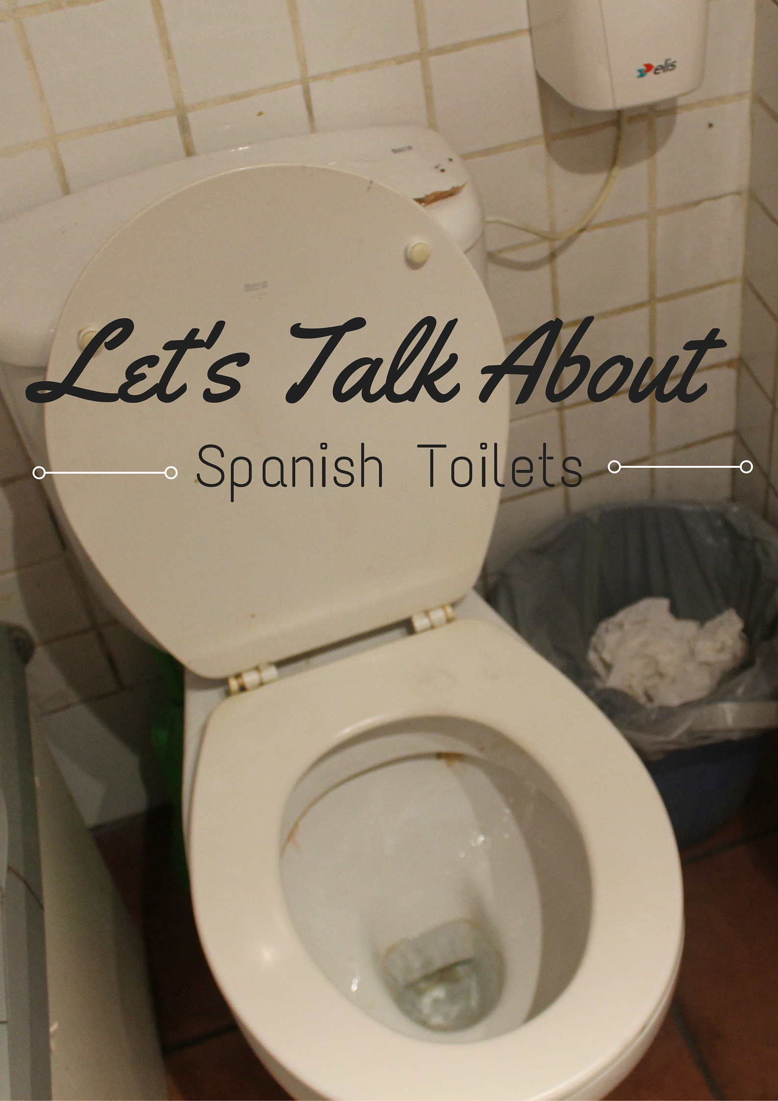 Miraculous Lets Have A Little Talk About Spanish Toilets Sunshine Lamtechconsult Wood Chair Design Ideas Lamtechconsultcom