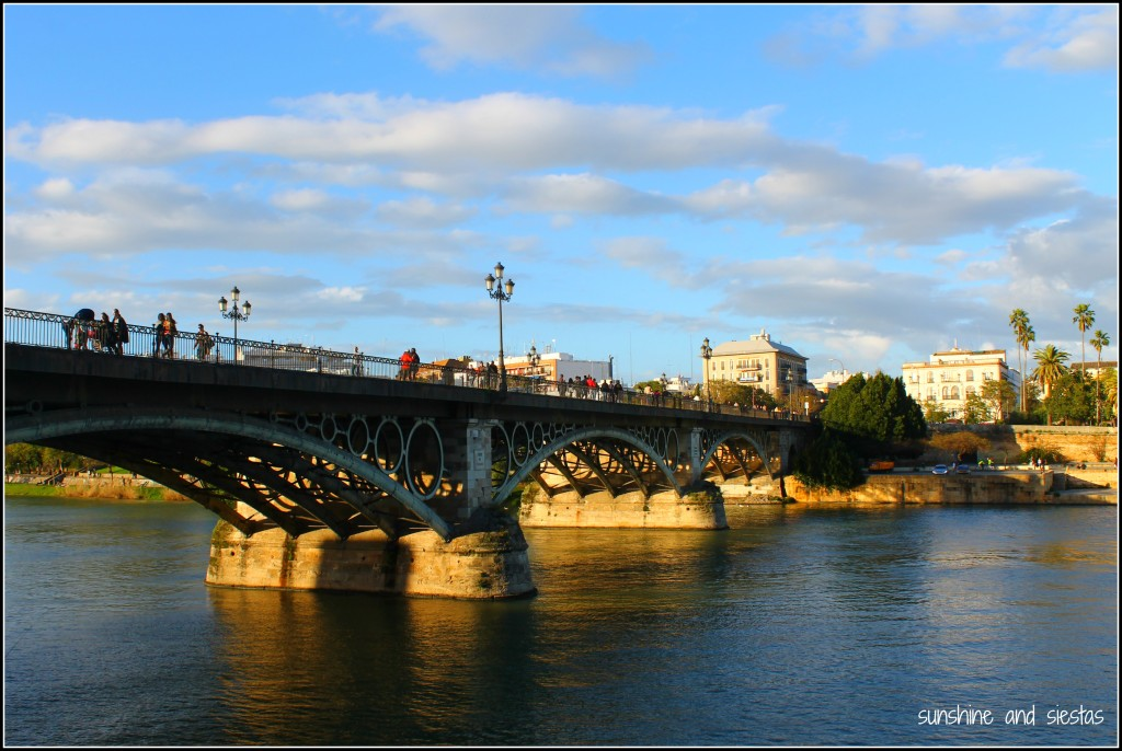 Puente de Triana Seville