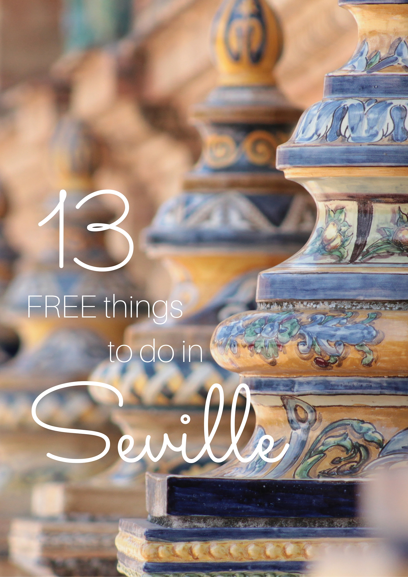 ba3875b93b8db Cheap Things to do in Seville | Sunshine and Siestas | An American ...