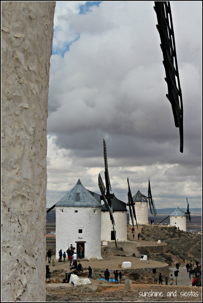 A View of Don Quixote's Giants