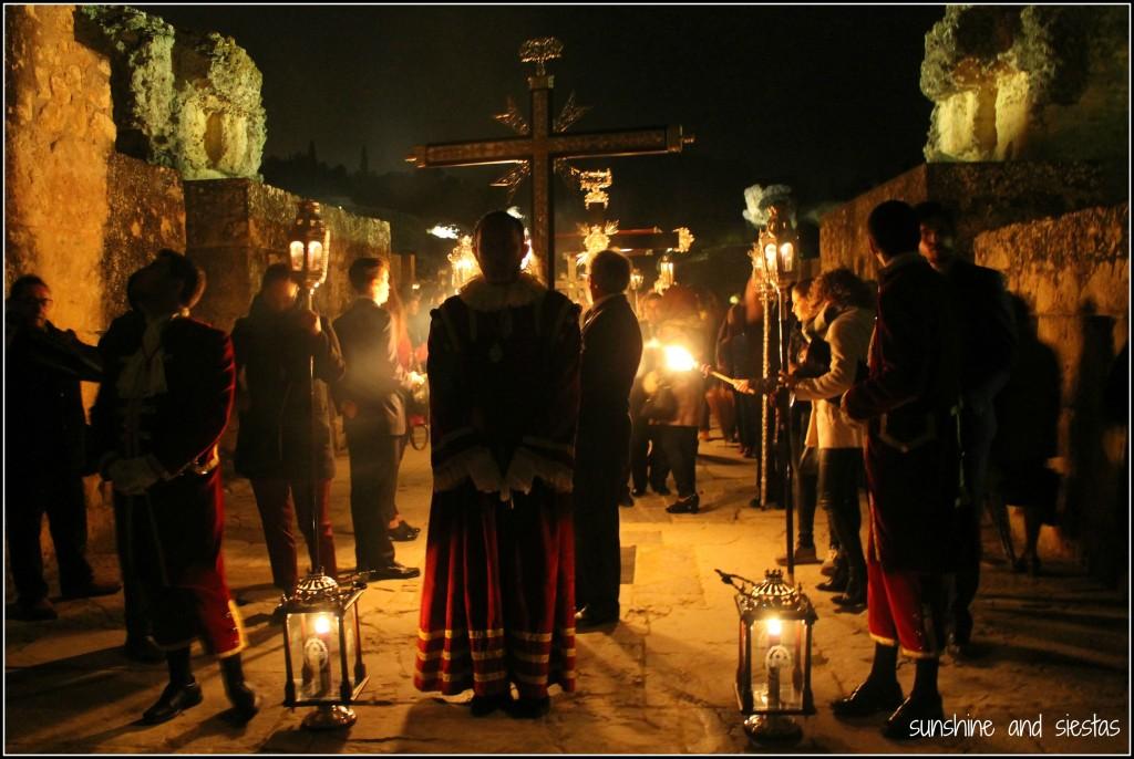 Santiponce Via Crucis