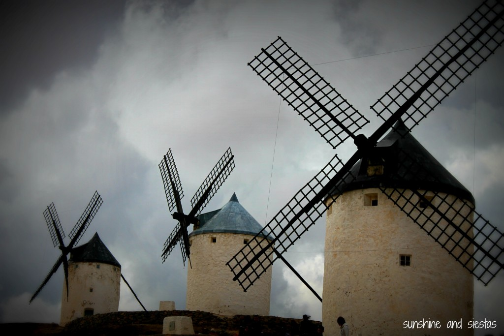 Windmills at Consuegra