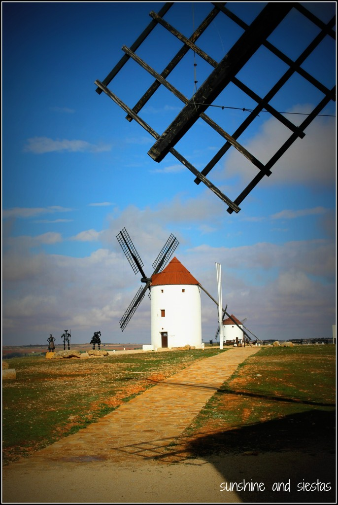 Windmills in Castilla