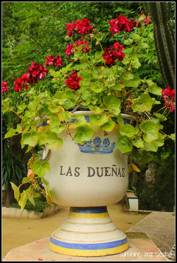 Duquesa de Alba's Home in Sevilla