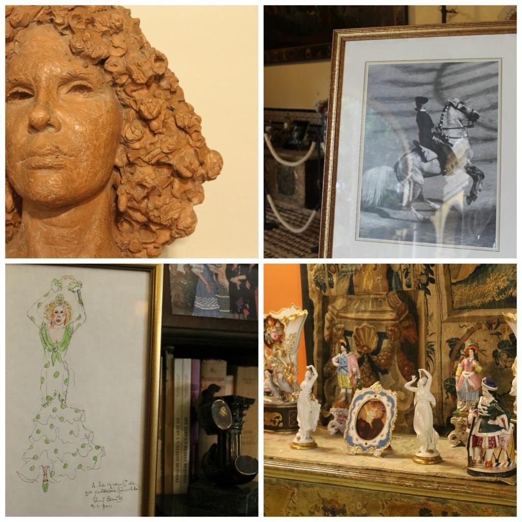 Duquesa de Alba's art