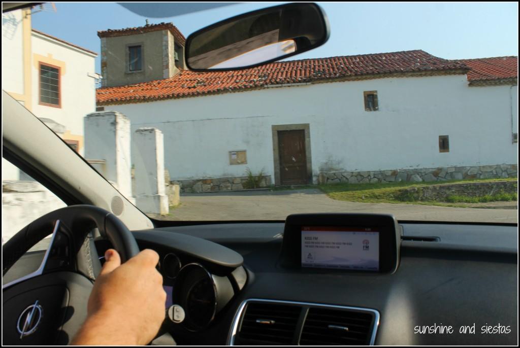 Asturias driving