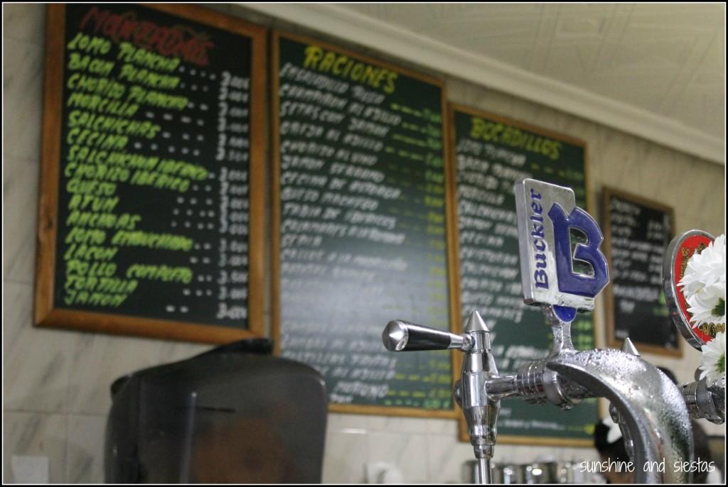 Best Old Man Bars in Madrid