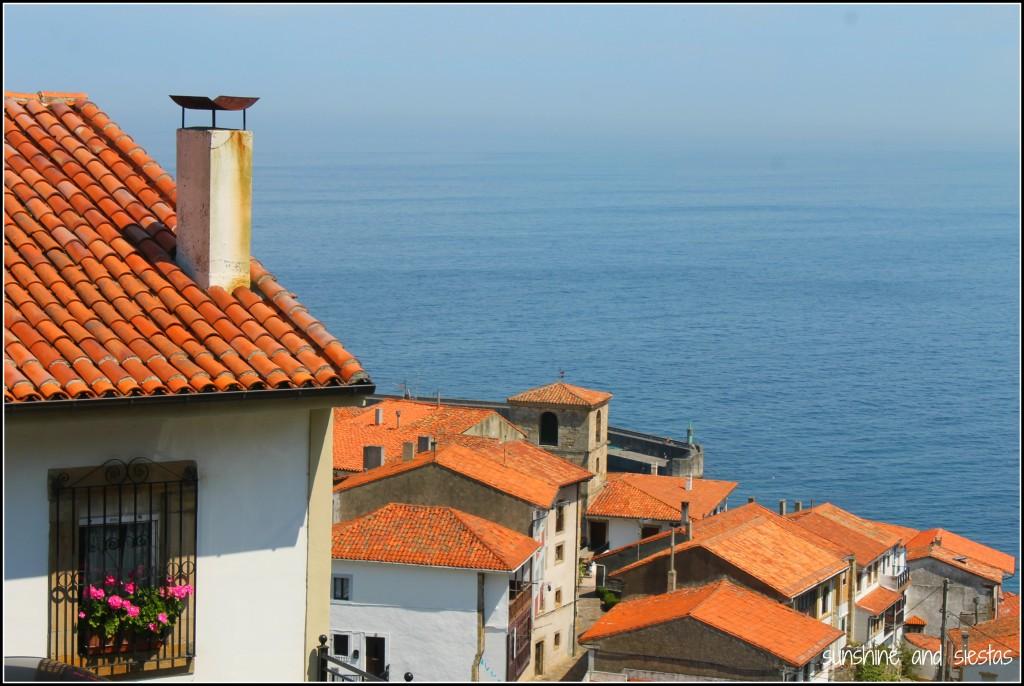 Lastres Asturias village