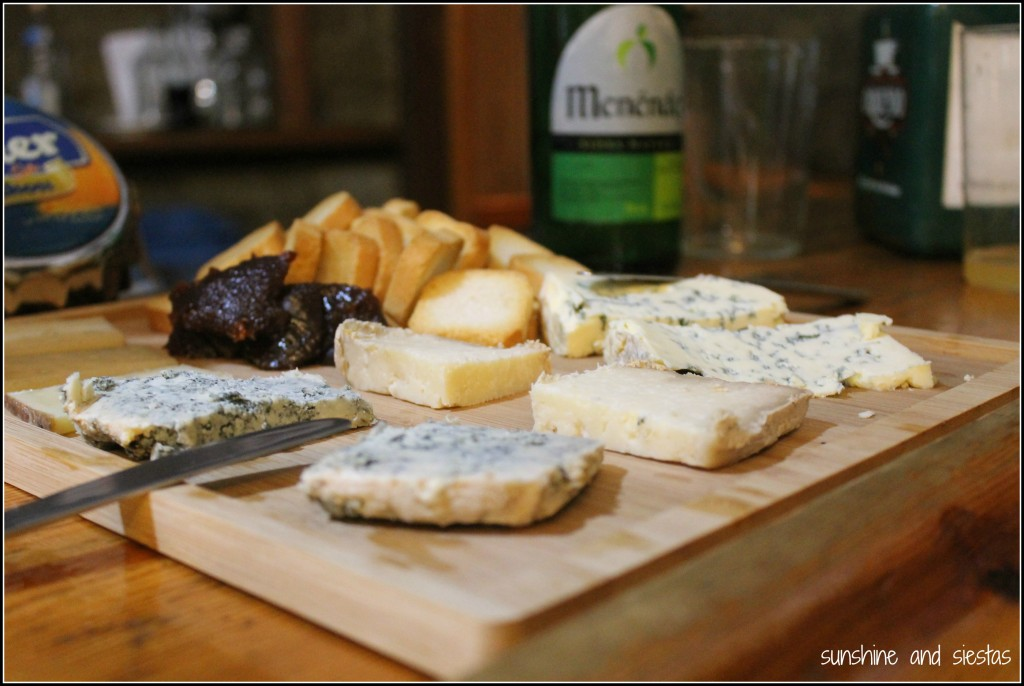 Tabla de Quesos Asturian Cheese Plate