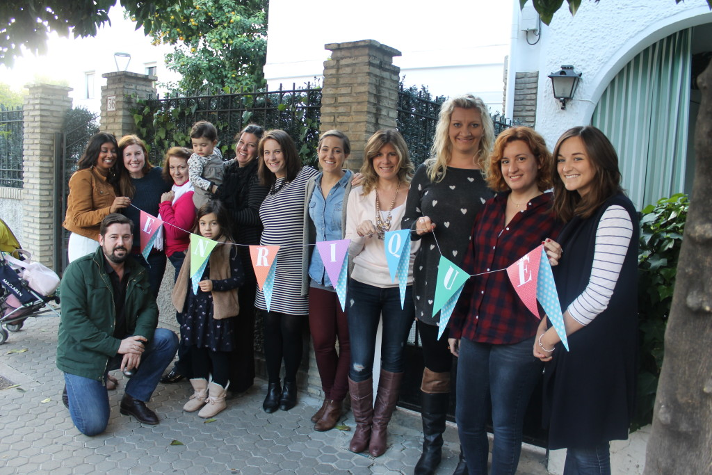 Baby Shower in Spain