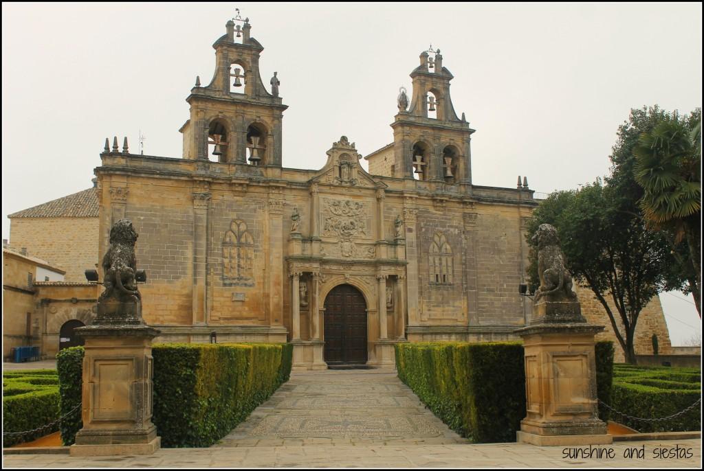 Santa Maria de los Reales Alcazares Úbeda