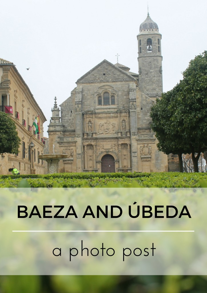 BAEZA AND ÚBEDA