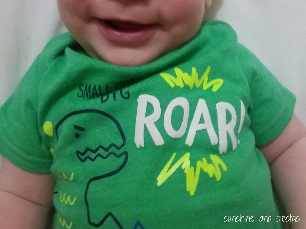little dude big roar