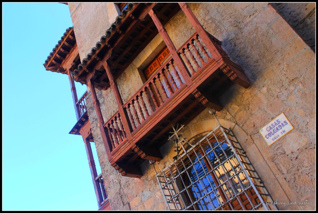 Casas colgadas museum Spain