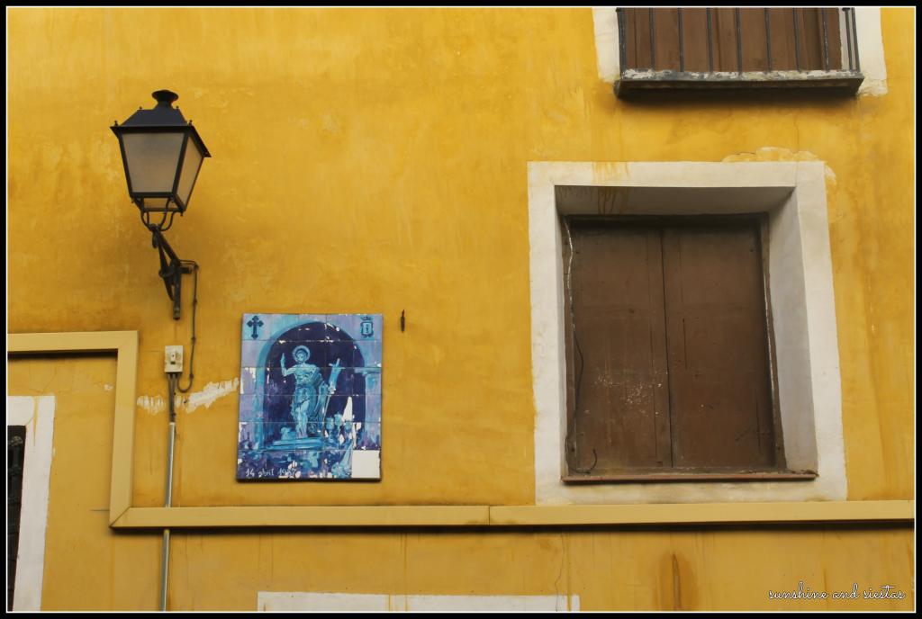 Scenes of Spanish villages