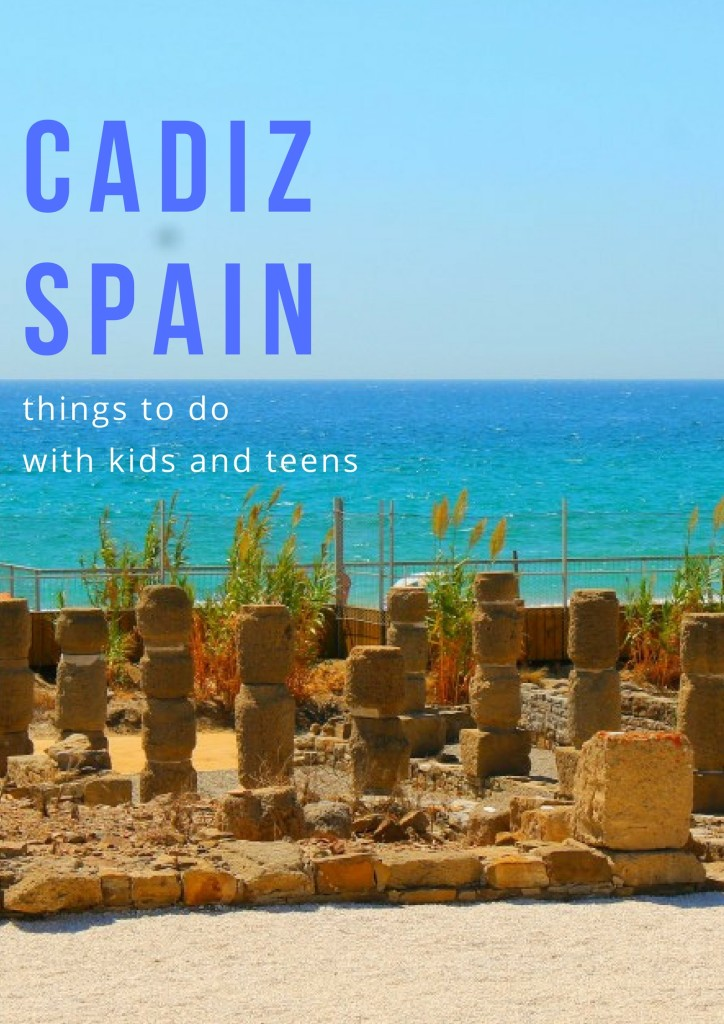 what to do in cadiz with kids