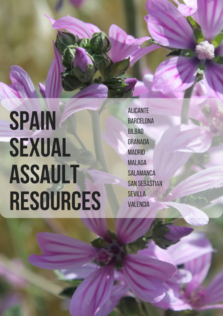 where to go if you've been assaulted or raped in Spain