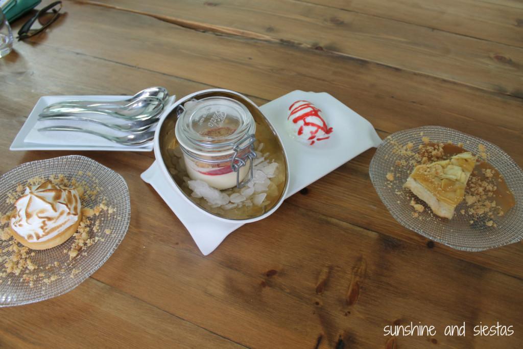 de postre Spanish desserts