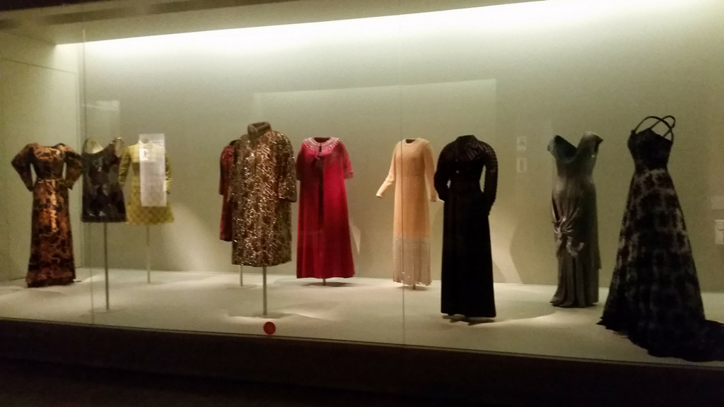 Museo del Traje exhibit Madrid
