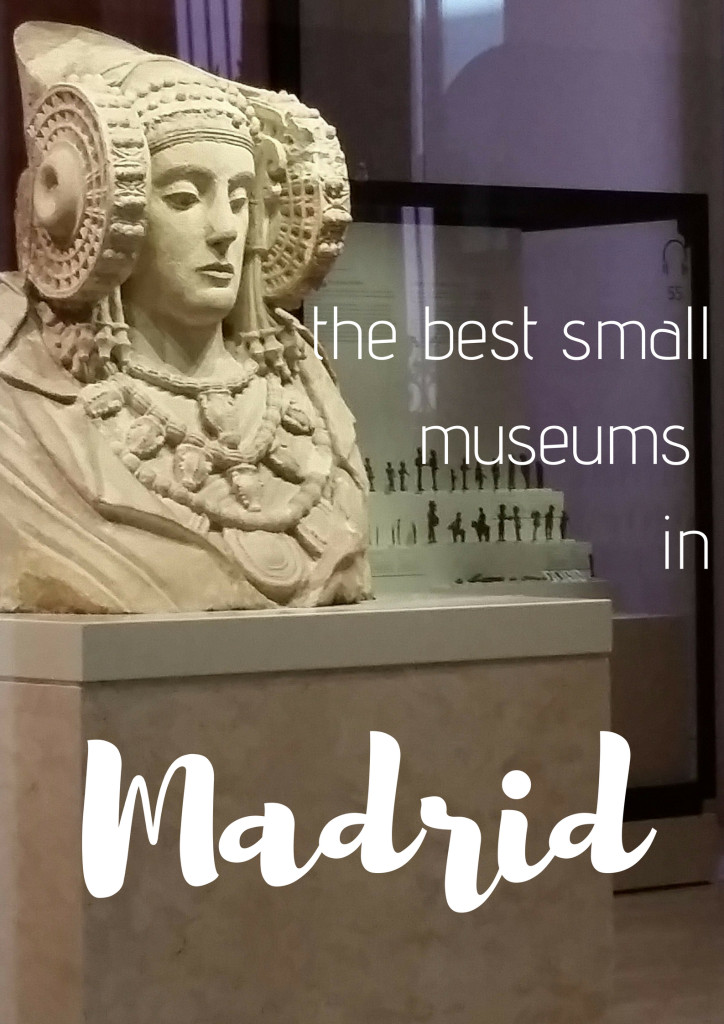 the best small museums in madrid