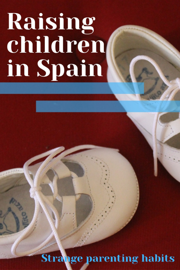 Strange parenting habits in Spain