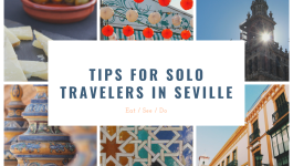 TIPS FOR SOLO TRAVELERS IN SEVILLE
