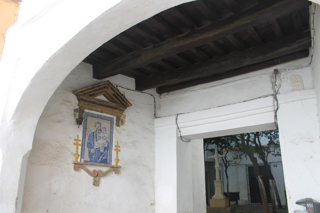 Plaza Santa Marta Sevilla