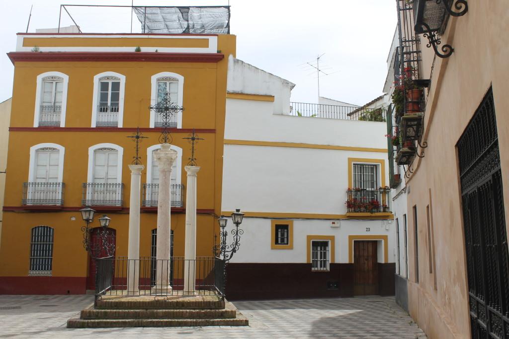 Calles Cruces Sevilla