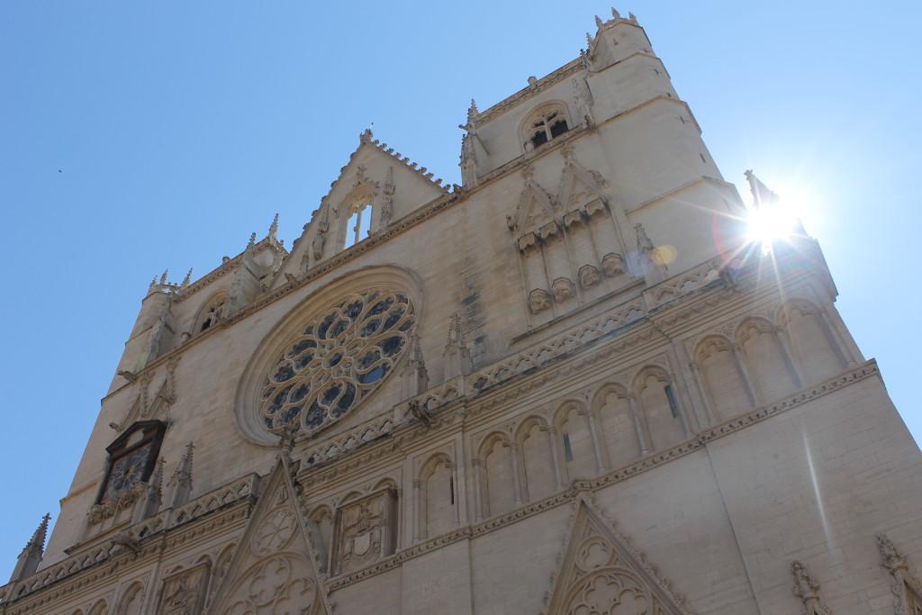 St Jean church Lyon